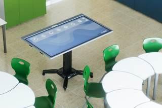 I tavoli interattivi